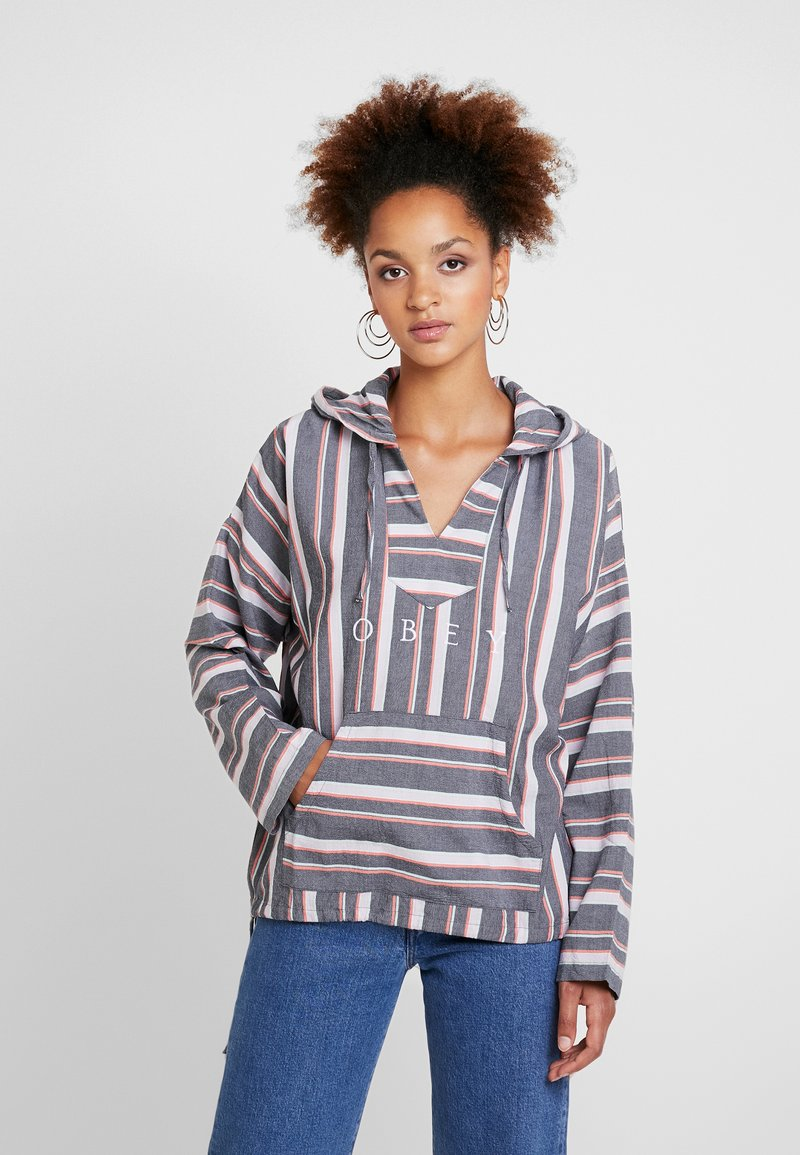 Obey Clothing - BAJA COVERUP - Blouse - multi