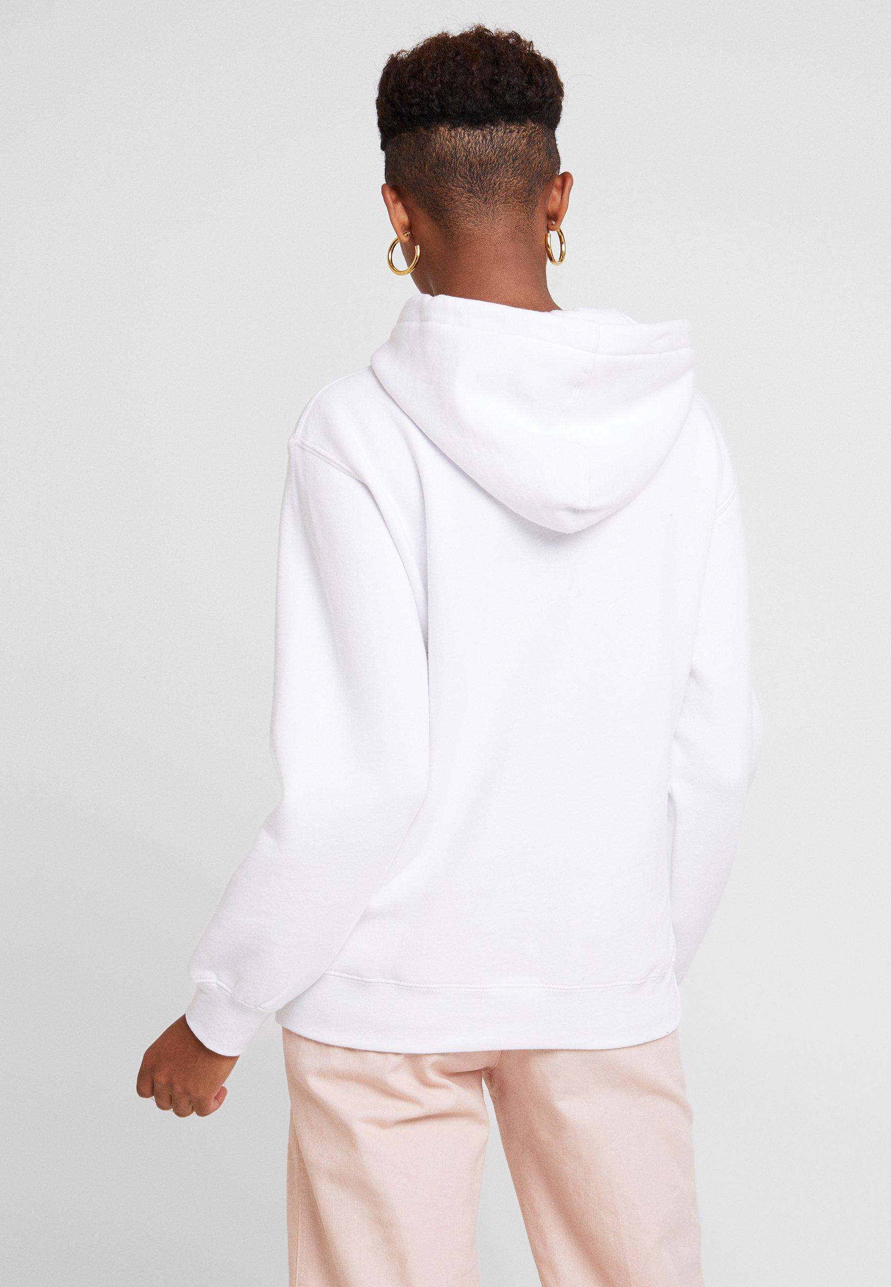 Clothing Capuche White Obey À MausoleumSweat SUMzpGLqjV