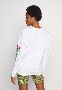 Obey Clothing - ATTENTION SEEKER - Topper langermet - white