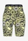 UPTOWN SHORT - Shorts - yellow multi