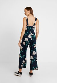 Obey Clothing - SUNSET CROPPED ROMPER - Overal - dark indigo/multi - 2