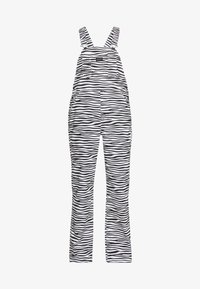 Obey Clothing - SLACKER OVERALL - Lacláče - multi