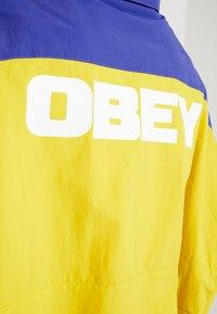 Obey Clothing - BRUGES JACKET - Lett jakke - autum spice - 7