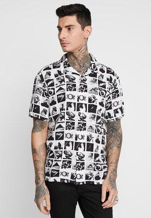 Camisa - white multi