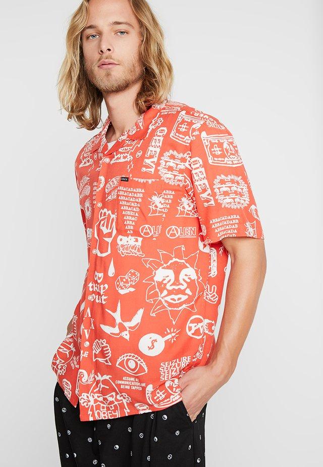FLASH - Skjorte - ember multi