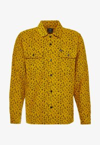 Obey Clothing - LOUNGER WOVEN - Shirt - gold multi - 3