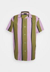 Obey Clothing - SHANTY  - Košile - lilac multi - 0