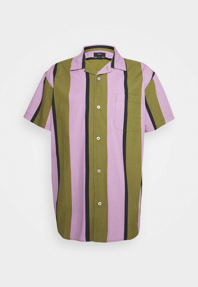 Obey Clothing - SHANTY  - Košile - lilac multi