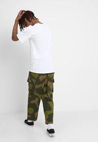 Obey Clothing - FUBAR BIG FITS CARGO - Pantaloni cargo - oversize camo - 2