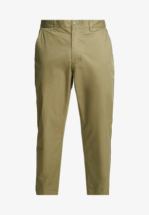 STRAGGLER LIGHT FLOODED PANT - Chino - light army