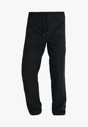 EASY PANT - Pantalones - black