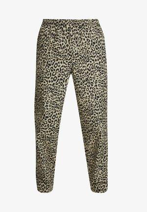 EASY PANT - Spodnie materiałowe - khaki