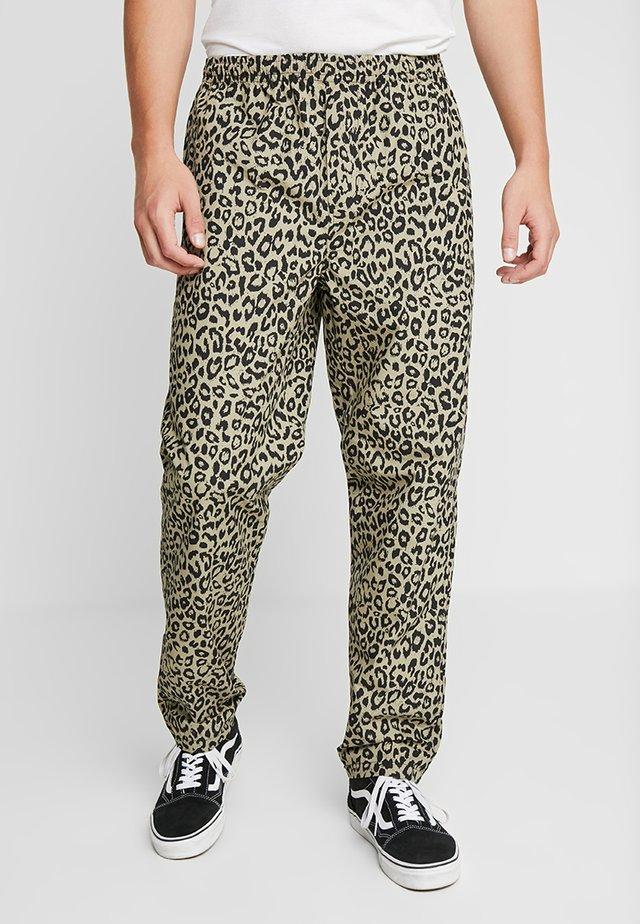 EASY PANT - Bukse - khaki