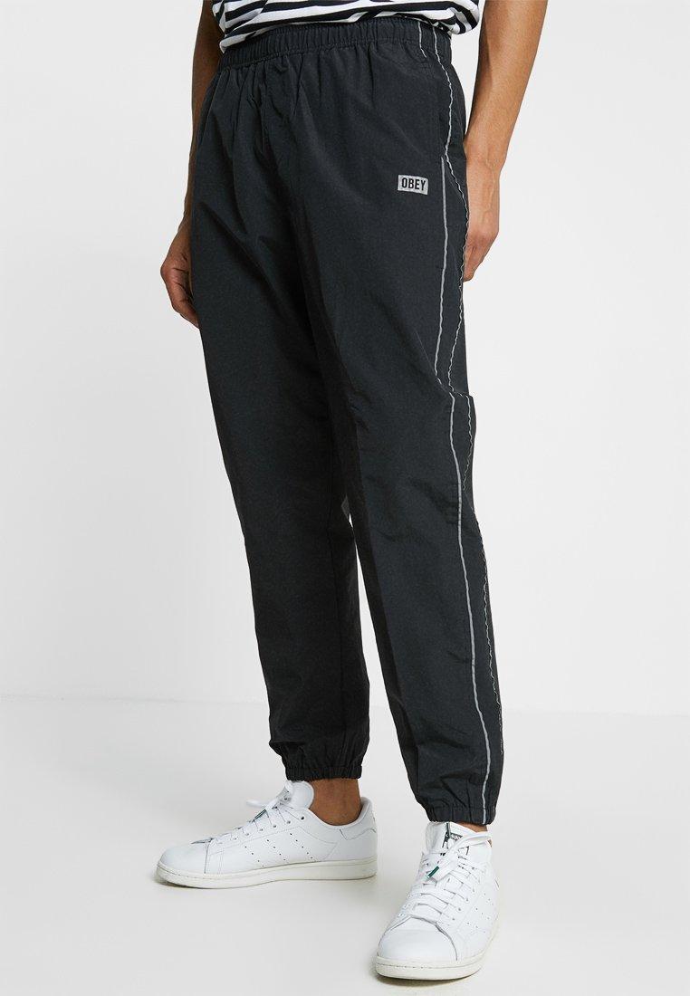 Obey Clothing - OUTLANDER PANT - Tracksuit bottoms - black