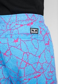 Obey Clothing - CONCRETE EASY PANT - Pantaloni sportivi - cracked sky blue - 5