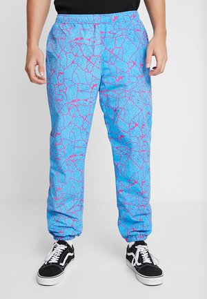 CONCRETE EASY PANT - Pantalon de survêtement - cracked sky blue