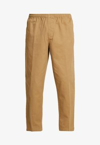 Obey Clothing - EASY PANT - Tygbyxor - camel - 4