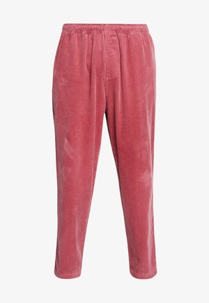 EASY BIG BOY PANT - Pantalones - cassis
