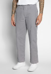 Obey Clothing - HARDWORK PANT - Chinos - white multi - 0