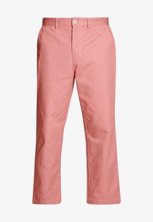 HARDWORK PANT - Chino kalhoty - lilac