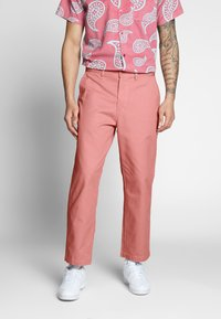 Obey Clothing - HARDWORK PANT - Chinos - lilac - 0