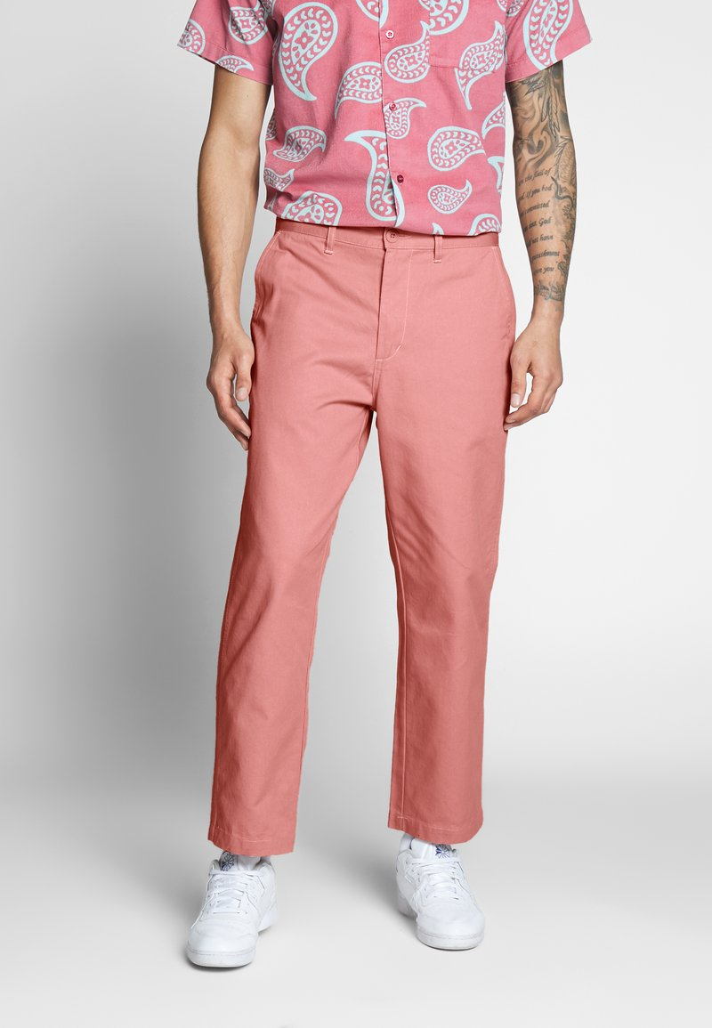 Obey Clothing - HARDWORK PANT - Chinos - lilac