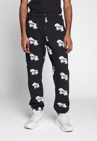 Obey Clothing - Pantaloni sportivi - black - 0