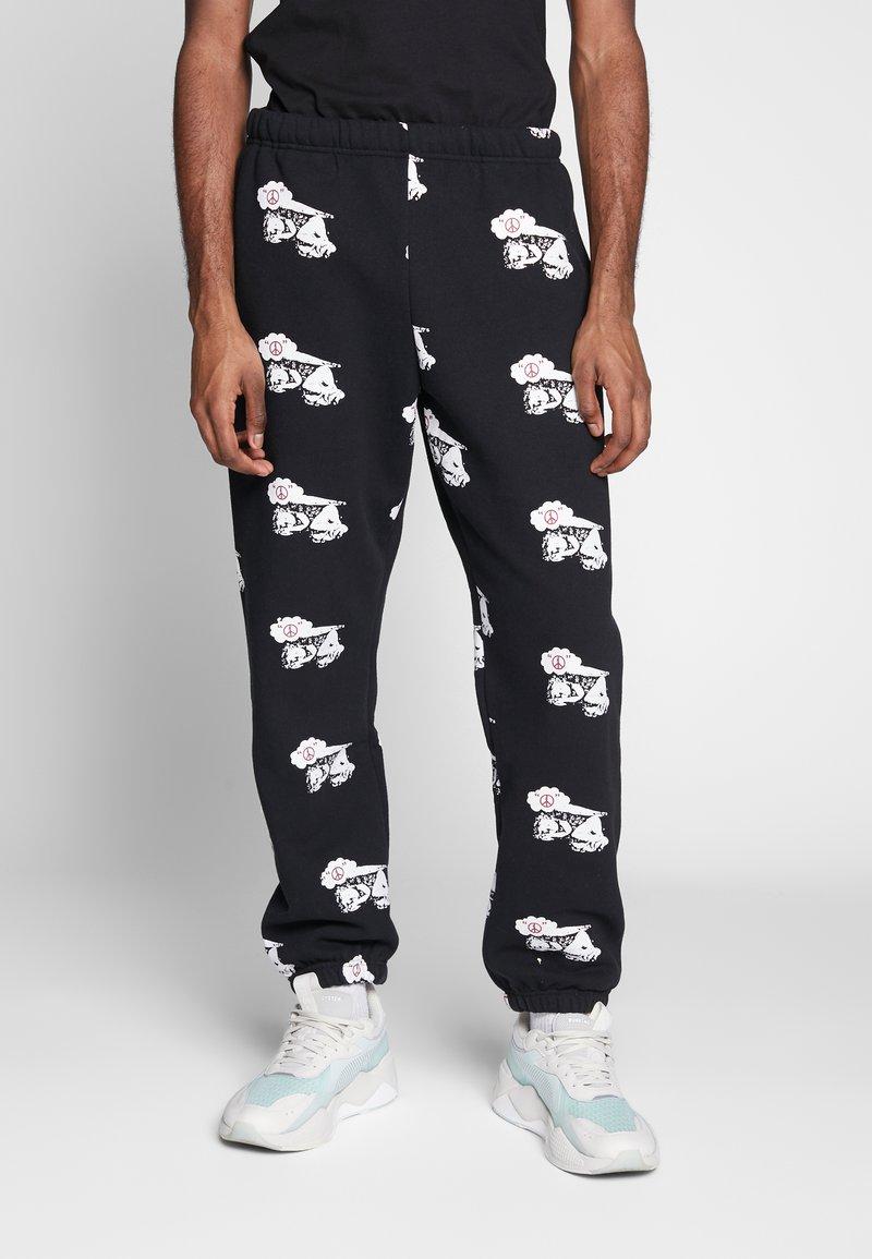 Obey Clothing - Pantaloni sportivi - black