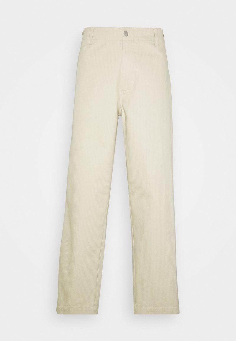 Obey Clothing - MARSHAL UTILITY PANT - Kalhoty - natural