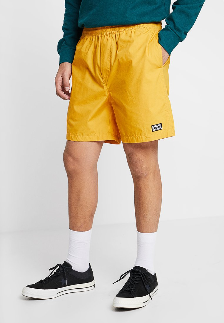 Obey Clothing - EASY - Shorts - mineral yellow
