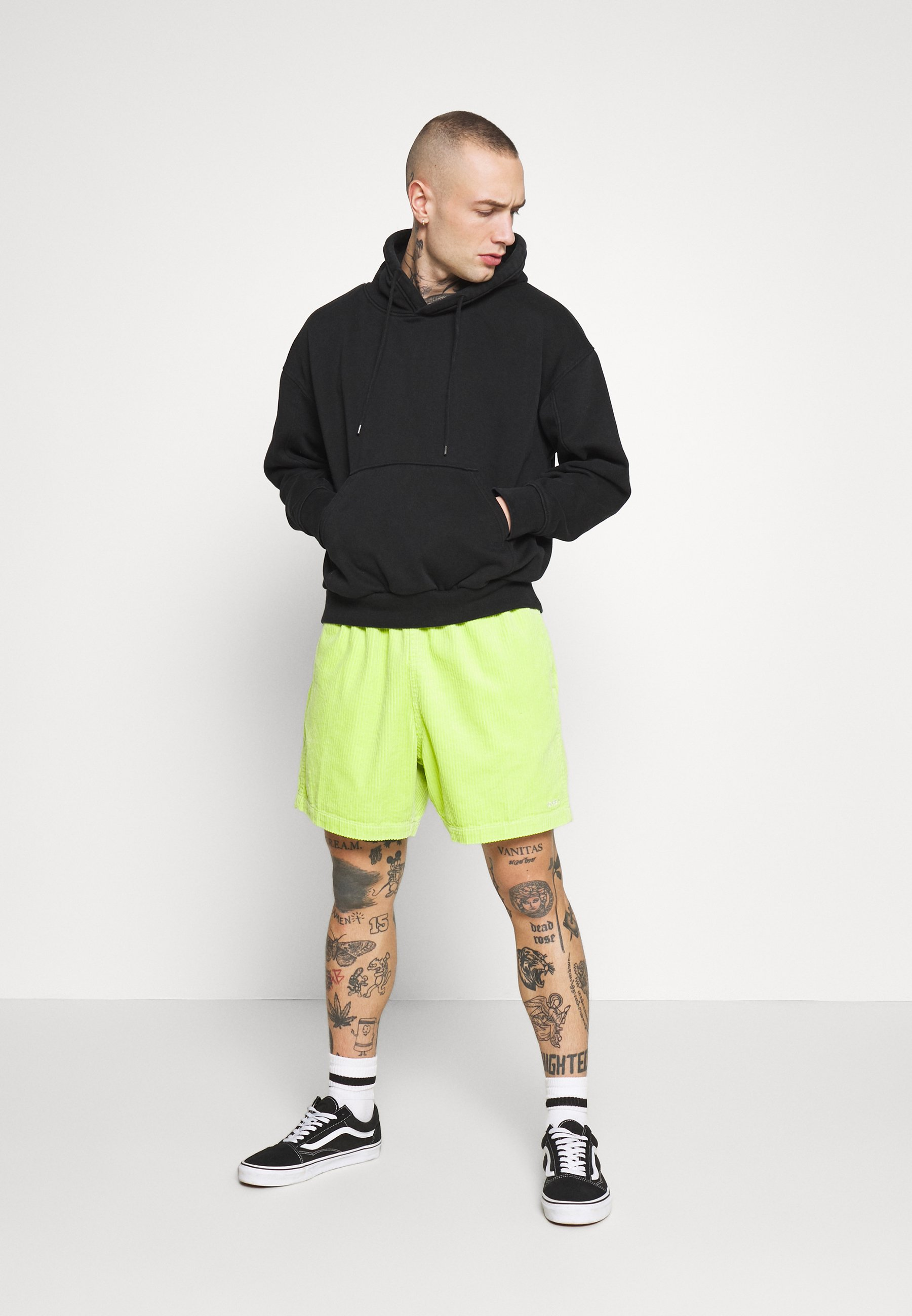 Obey Clothing EASY RELAXED SHORT - Shorts - key lime