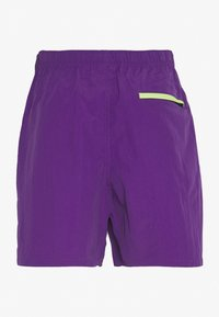 Obey Clothing - EASY RELAXED TREK  - Kraťasy - hero purple