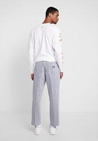 Obey Clothing - HARDWORK CARPENTER PANT  - Džíny Straight Fit - navy - 2