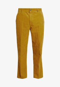 Obey Clothing - HARDWORK CARPENTER PANT - Trousers - golden palm - 3