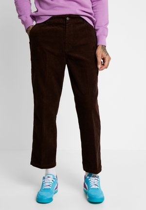 HARDWORK CARPENTER PANT - Bukse - brown