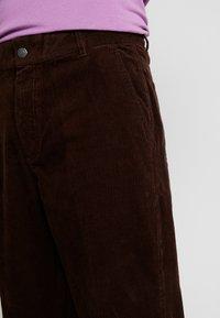 Obey Clothing - HARDWORK CARPENTER PANT - Kalhoty - brown - 3