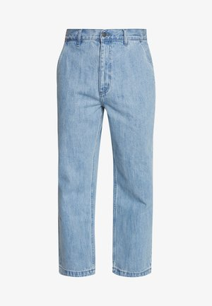 HARD WORK CARPENTER - Relaxed fit jeans - light indigo