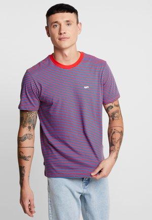 APEX TEE - T-shirt con stampa - adrenaline/multi