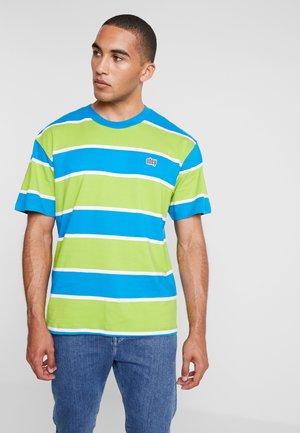 ACID CLASSIC TEE - T-shirt print - sky blue multi