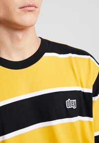 Obey Clothing - ACID CLASSIC TEE - T-shirt con stampa - black multi - 5