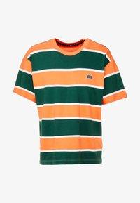Obey Clothing - ACID CLASSIC TEE - T-shirt print - ember multi - 4