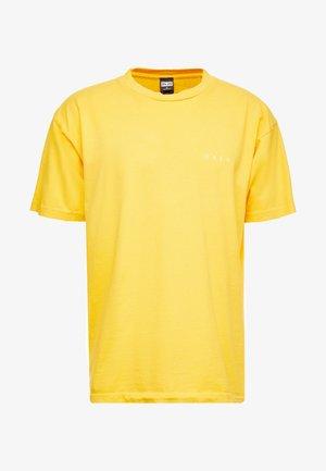 NOVEL  - T-shirt basic - lemon
