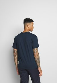 Obey Clothing - OBEY FIRE - T-shirt med print - navy - 2