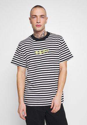 BUGGS TEE - T-shirt med print - black