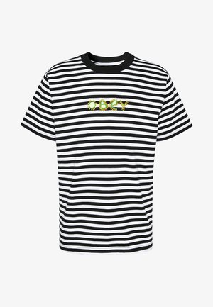 BUGGS TEE - T-shirt con stampa - black