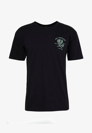 DEMON BIRD - Print T-shirt - black