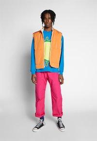 Obey Clothing - COME TOGETHER - Långärmad tröja - spirit blue - 1
