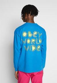 Obey Clothing - COME TOGETHER - Långärmad tröja - spirit blue - 2