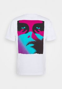 Obey Clothing - T-shirt med print - white - 1