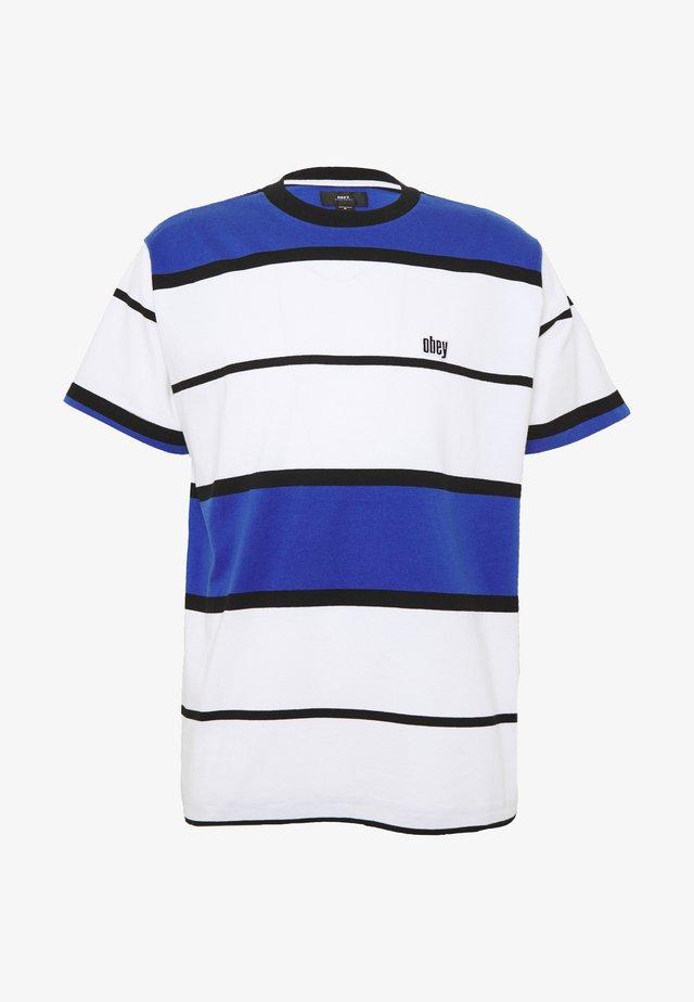 MERCY TEE - T-Shirt print - blue multi